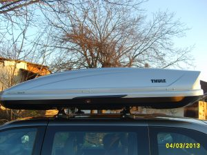 thule roof box motion 900