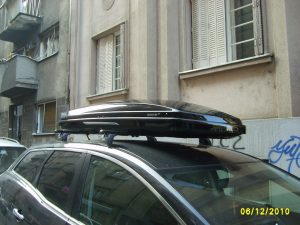 thule roof box dynamic